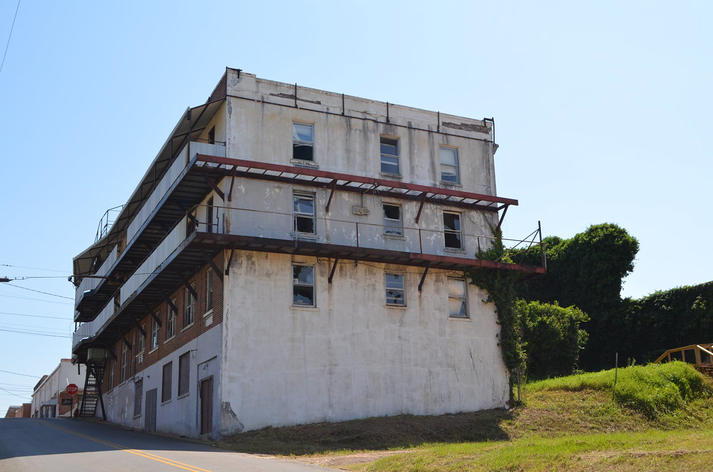 Old Benwalt Hotel Philadelphia Mississippi James Case Flickr