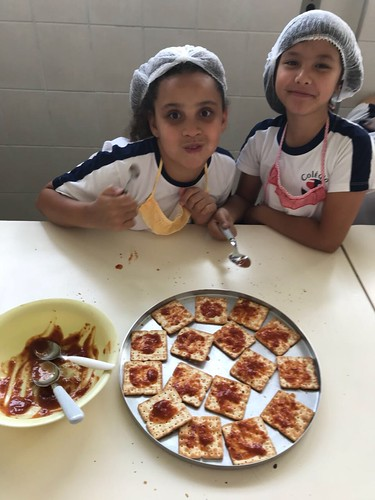 Culinária Integral: pizza de bolacha (set/2017)