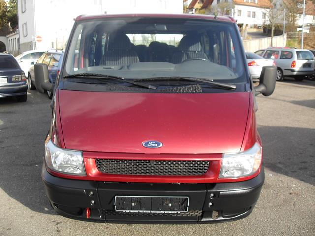 Ford Transit Tourneo MK IV – 2001