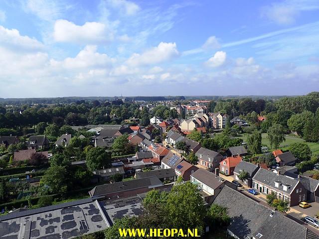 2017-09-16      -St. Oedenrode  OLAT 50 jaar    Jubileumtocht    28 Km (115)