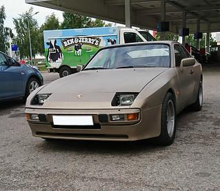 1983 Porsche 944 Sedan
