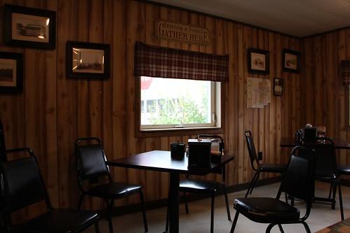usa new york state sandy creek lacona diner restaurant building food