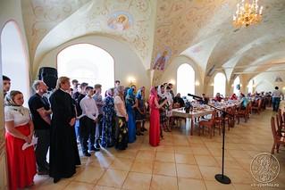 Божественная литургия 1115