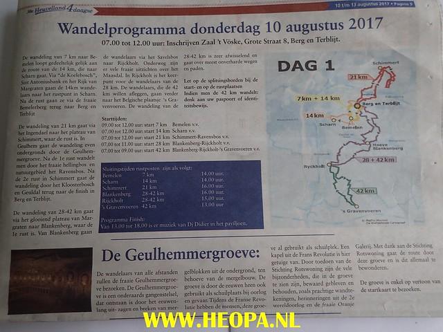 2017-08-10    1e dag   Berg & Terblijt   42 Km   (118)