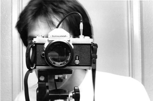 Selfie circa 1988