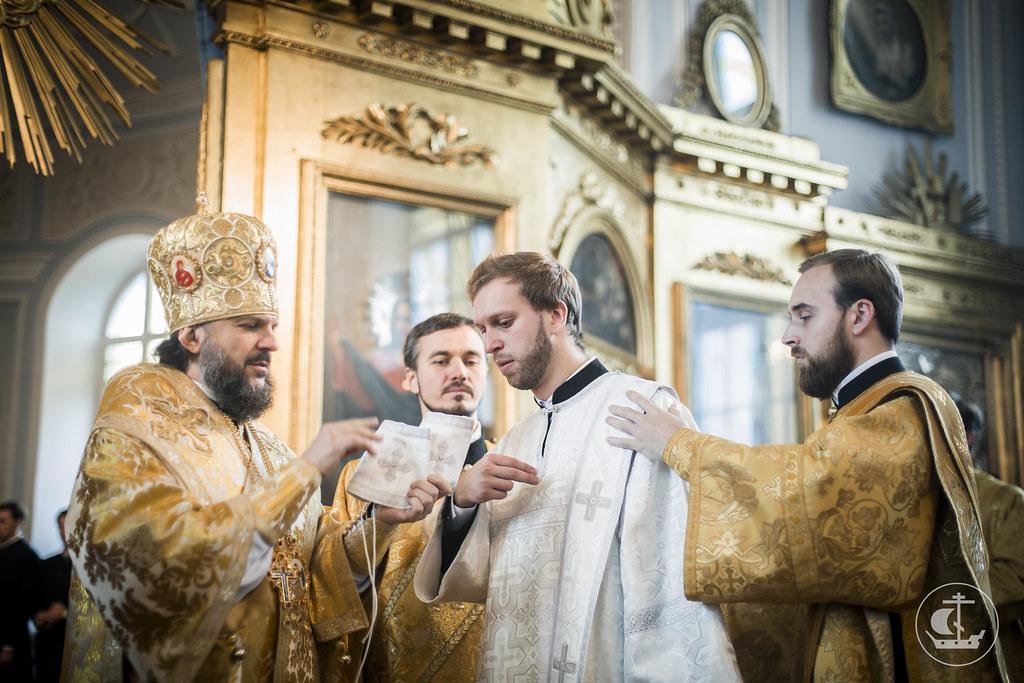 16-17 сентября 2017, Неделя 14-я по Пятидесятнице / 16-17 September 2017, 14th Sunday after Pentecost