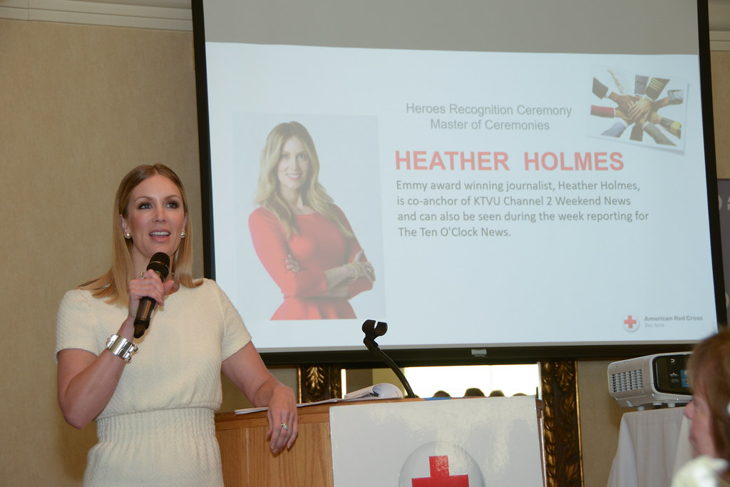 Mistress of Ceremonies, Heather Holmes | Honoring ordinary p