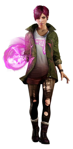 inFAMOUS First Light | by PlayStation.Blog