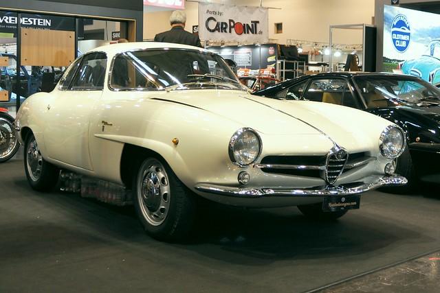 Alfa Romeo Giulietta SS Sprint Speciale 1300 (1961)