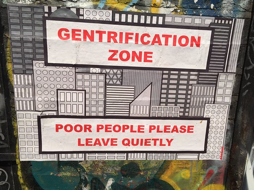 Gentrification Zone | by Matt From London