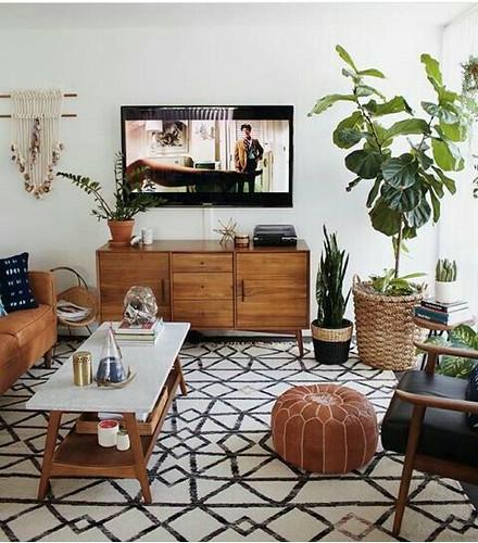 Vintage Boho Living Room Decor Ideas | Meg Maran | Flickr