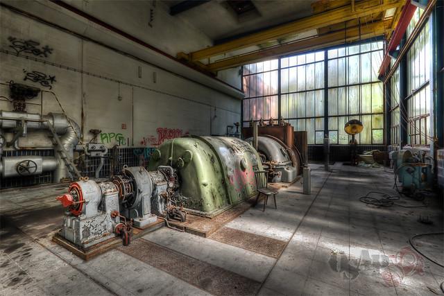 Papierfabrik Cyklonkessel