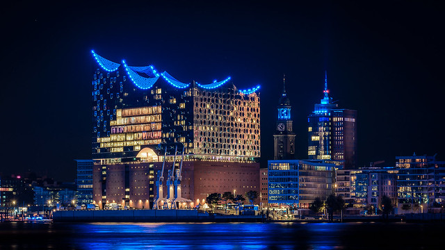 Blue Port Hamburg 2017