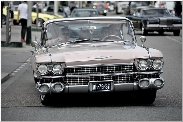 1959 - Cadillac Sedan de Ville