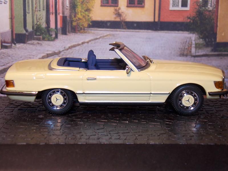 Mercedes Benz 350 SL – 1981