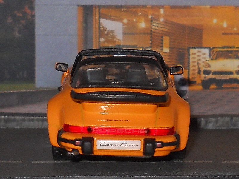 Porsche 911 Turbo Targa – 1986