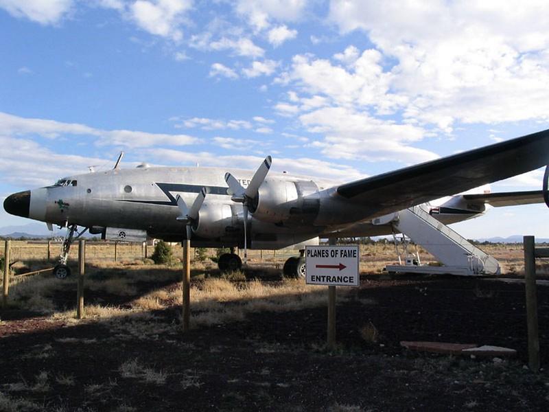 Lockheed VC-121 Bataan 1