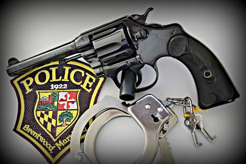1922 Colt Police Positive 32
