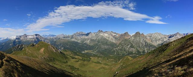 Alpe Devero dal Monte Corbernàs
