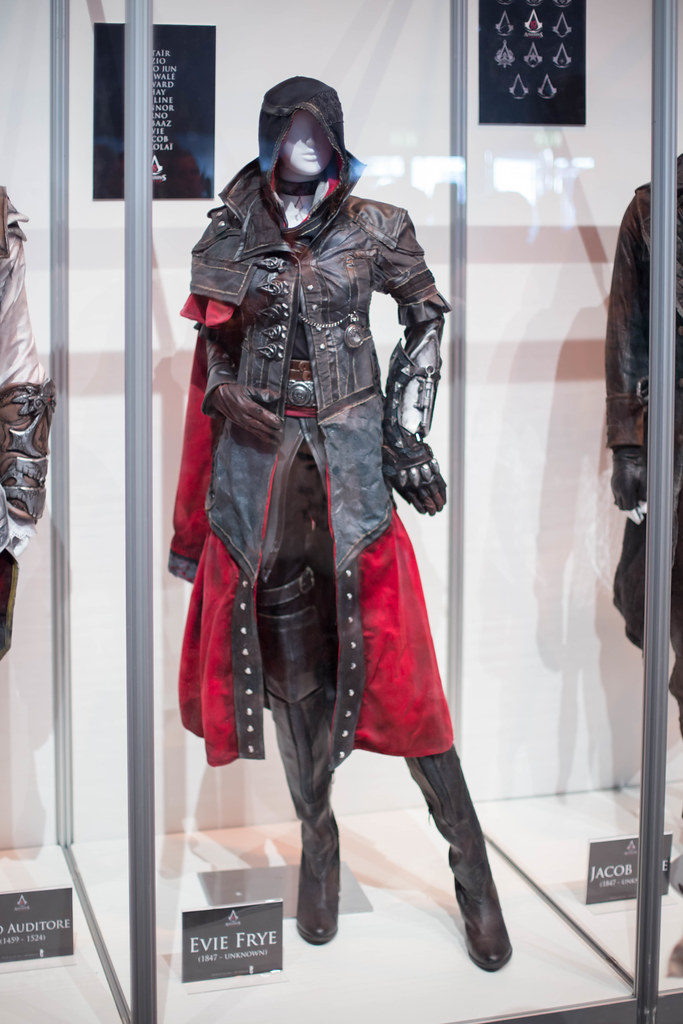 Evie Frye Cosplay Von Assassin S Creed Marco Verch Is A