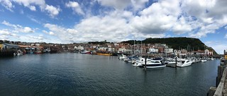Scarborough Harbour, North Yorkshire   by bluegrule