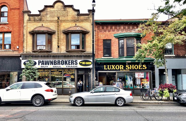 Dundas St., Toronto
