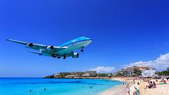 KLM Asia Boeing B747-4 PH-BFH