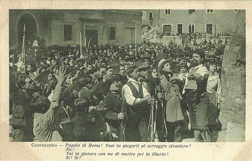 Gastone Monaldi in Ciceruacchio (1915)