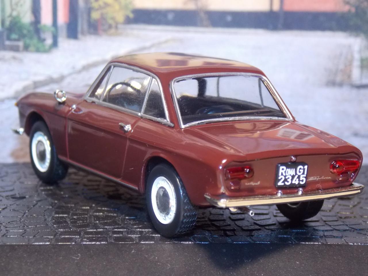 Lancia Fulvia Coupé – 1965