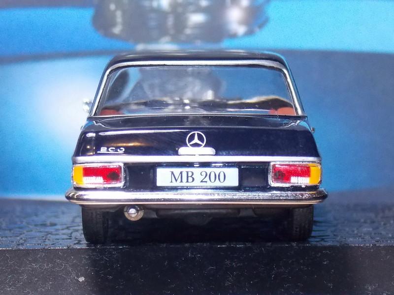Mercedes Benz 200 – 1968