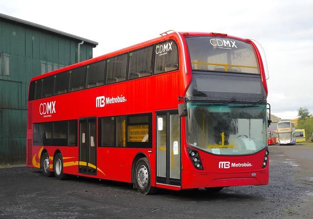 Metrobus (Mexico City) E500MMC
