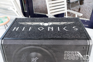 Hifonics HFI250a MKII Subwoofer | by ND-Photo.nl