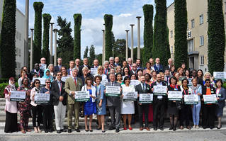 Conference of Directors of National Libraries (CDNL) share their Global Vision at IFLA WLIC 2017 | by IFLA HQ