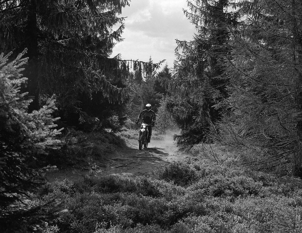 Motocyklista / Rider