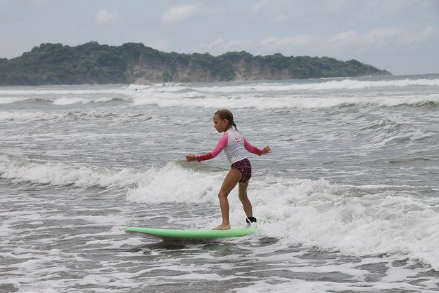 Little Surfer Girl