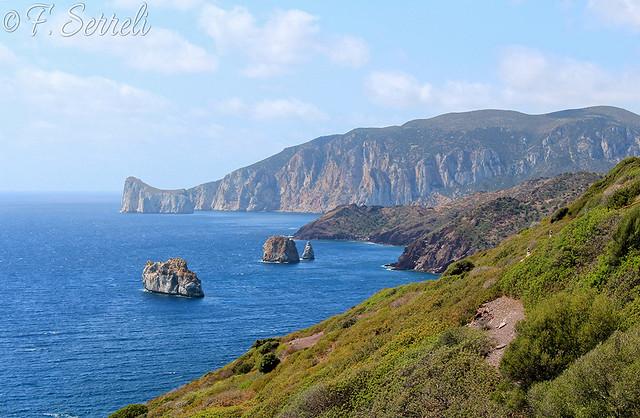 Il litorale di Nebida e Masua - Iglesias