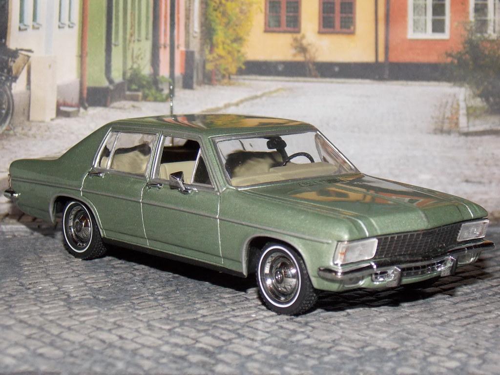Opel Admiral B - 1969