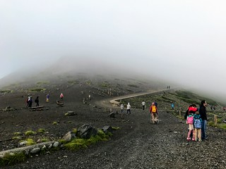 乗鞍岳 県境ゲート分岐   by ichitakabridge