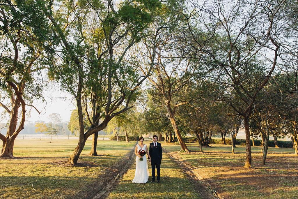 Lauren & Brad - Wedding