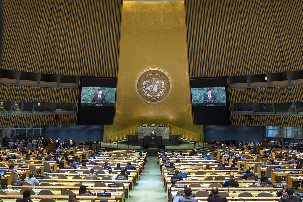 General Assembly Concludes Annual Debate