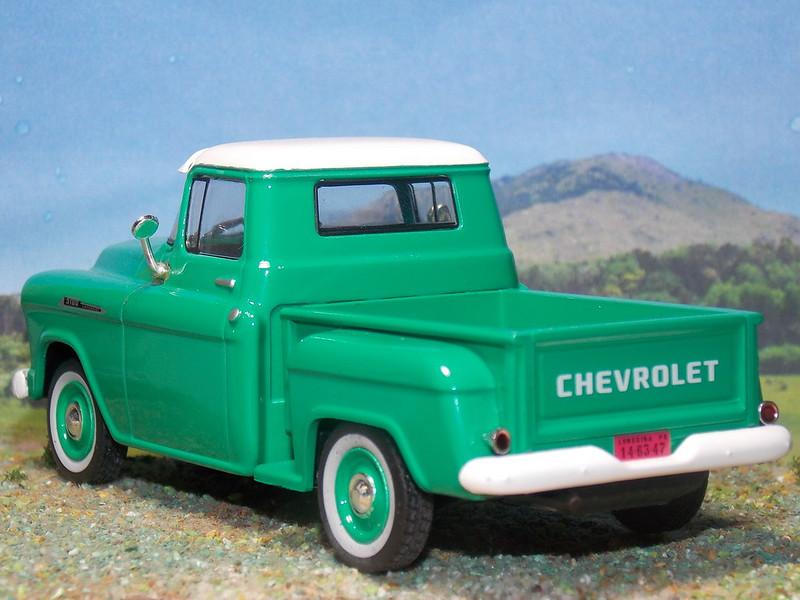 Altaya - Chevrolet Collection (B)