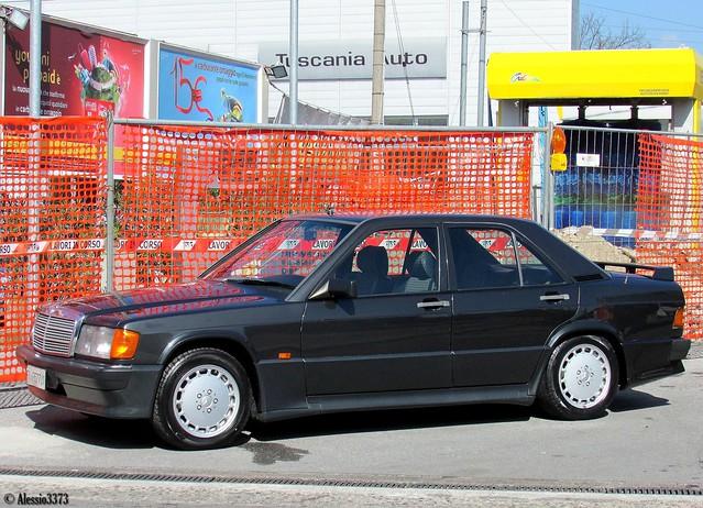 Mercedes 190E 2.3 16v