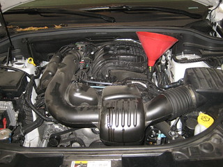 2014 Dodge Durango SUV - Pentastar 3.6L V6 Engine - Oil Change & Filter Replacement