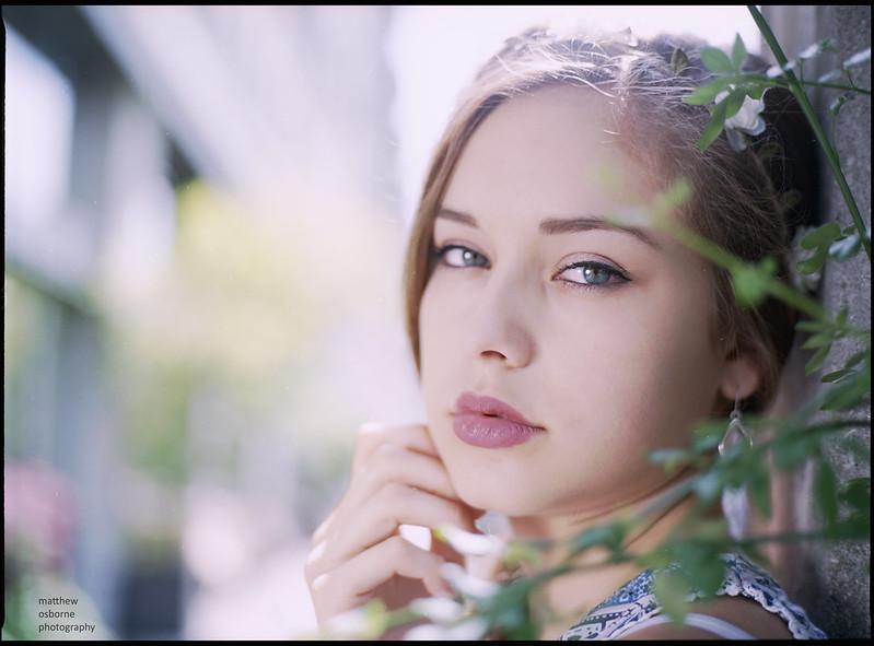 Kodak Portra 160 Portrait