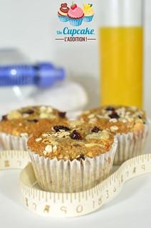 Muffins Santé / Muffins Saludables