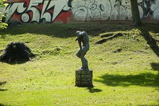 Zagreb - Park Ribnjak   by Añelo de la Krotsche