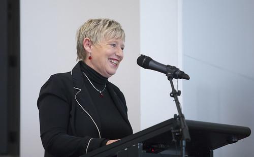 Hon. Lianne Dalziel, Mayor of Christchurch