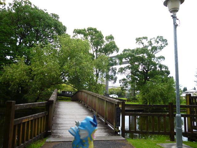 Gyarados in Miyakonojo, Miyazaki 5 (Kambashira park)