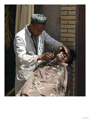 Barbershop Kashgar