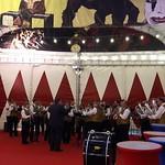Zirkus Knie Premiere auf der Allmend in Luzern am 21.07.2017